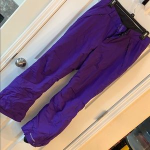 Colombia snow pants
